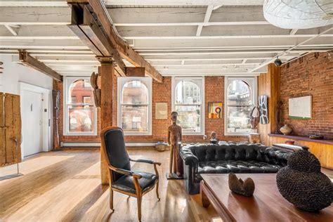 edward albee tribeca nyc loft  apartment therapy