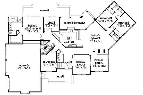 Mediterranean Home Floor Plans by Mediterranean House Plans Grenada 11 043 Associated