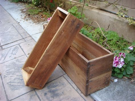 items similar to custom wood planter flower box custom