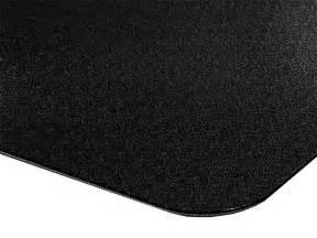 bodenschutzmatte teppich bodenschutzmatte schwarz teppichboden schutzmatten
