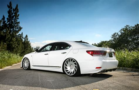 lexus ls custom customized lexus ls460 f sport exclusive motoring