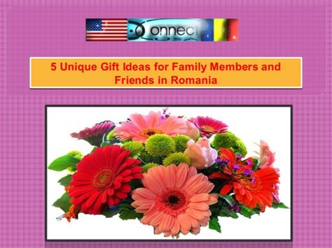 gift ideas for family members 5 unique gift ideas for family members and friends