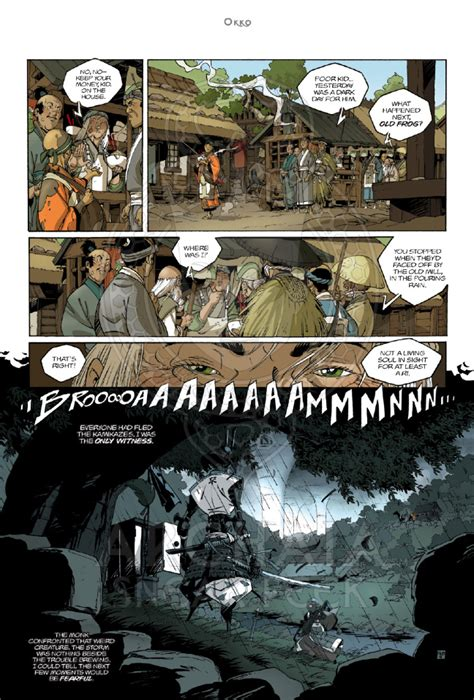 the complete okko archaia entertainment previews okko the cycle of air 3