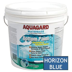 waterbased bottom paint for boats aquagard waterbased anti fouling bottom paint 2gal
