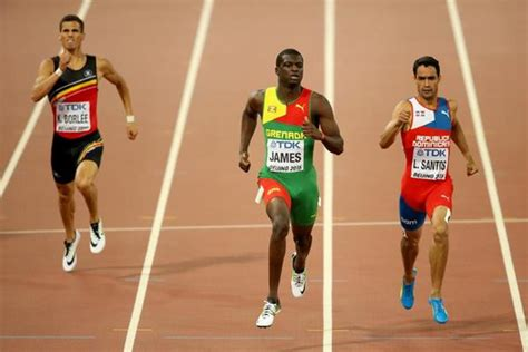 Grenada Birth Records Kirani Profile Iaaf Org