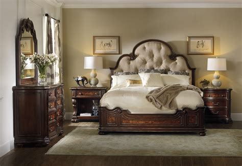 grand bedroom furniture the grand palais upholstered bedroom collection 15616