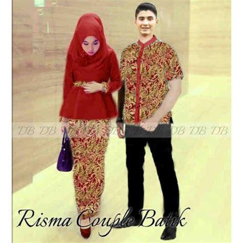 Kebaya Modern Risma Batik 221114 kebaya risma batik baju sarimbit murah dan modis