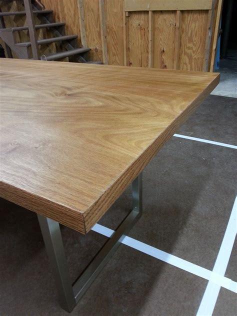 Solid Door Desk by Diy Desk 1 0 Detail 2 Solid Slab Door With Iron On