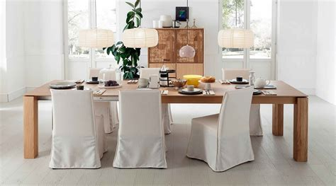 tavolo altacorte tavolo santiago di altacorte in legno rovere moderno e di