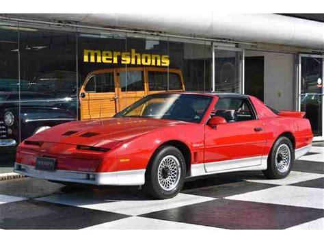 buy car manuals 1988 pontiac firebird parking system 1988 pontiac firebird for sale on classiccars com 5 available