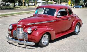 1940 Chevrolet Coupe For Sale 1940 Chevy Coupe Rod