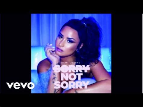demi lovato sorry not sorry clean mp3 download sorry not sorry clean version official audio demi autos post