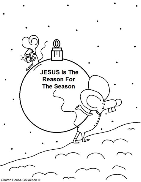 Jesus Is The Reason For The Season Coloring Pages jesus is the reason for the season coloring page