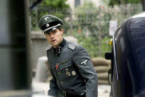 film romance nazi a jew poses as a nazi in walking with the enemy the