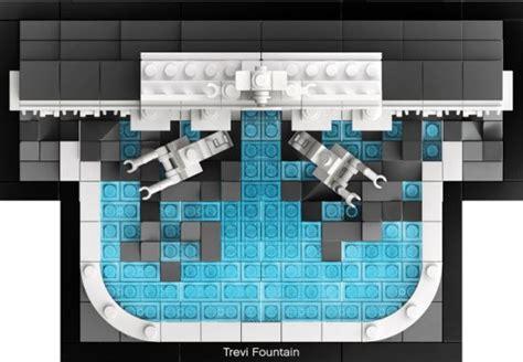 Lego Architecture 21020 Trevi lego 174 architecture trevi 21020 673419210522 item barnes noble 174