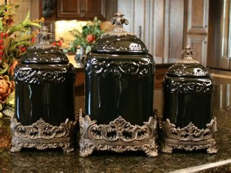 Tuscan Kitchen Canister Sets by Canisters Awesome Tuscan Ceramic Canisters Tuscan
