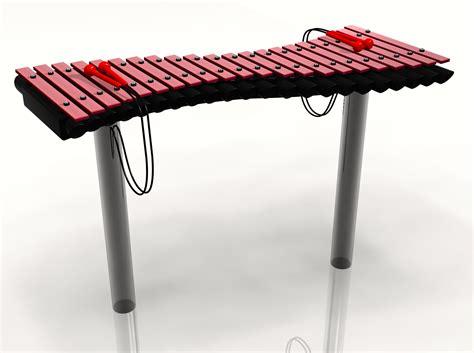 Garden Xylophone Outdoor Xylophones Musical Gardens
