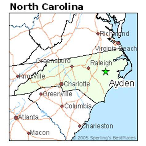 ayden nc map best places to live in ayden carolina