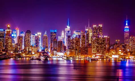hudson river ny  york city wtc city skyline skyline