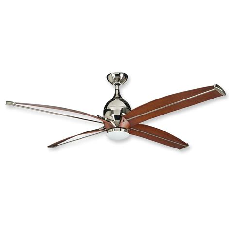 60 quot craftmade tyrod ceiling fan trd60pln4 polished