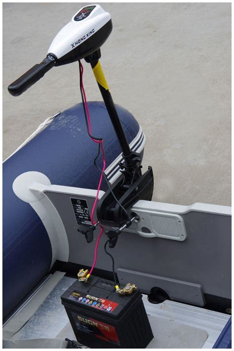 best electric boat motor battery 2017 hx inflatable boat dc battery electric trolling motor