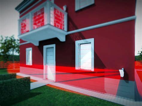 antifurto perimetrale casa sistemi di allarme parma perimetrale esterno proteggere