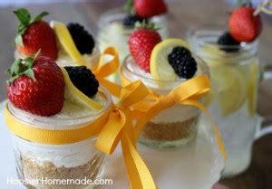 key lime cheesecake trifles hoosier