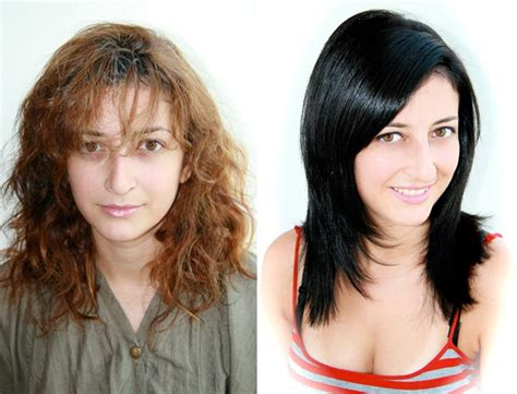 before and after haircuts for women pinterest before and after hair styles for women over 40 best 25