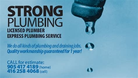 Strong Plumbing Co strong plumbing co homestars