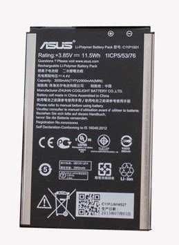 Sale Baterai Battery Asus Zenfone C Original Battery asus zenfone 2 laser ze551kl battery c11p1501