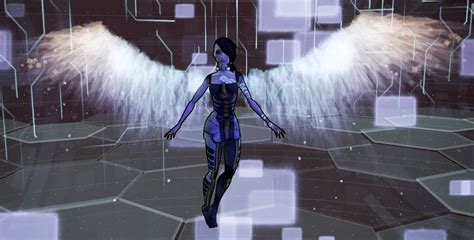 Computer Desk Mod Image Angel In Game Jpg Borderlands Wiki