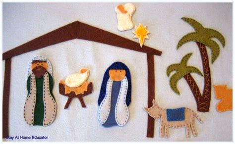 free pattern for felt nativity set free nativity scene felt pattern search results