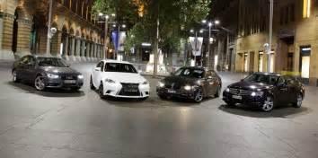 Whats Better Lexus Or Mercedes Compact Luxury Comparison Lexus Is V Bmw 3 Series V Audi