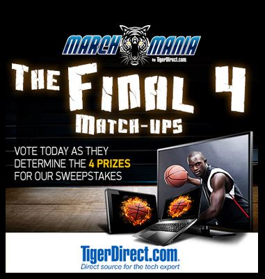 Tigerdirect Sweepstakes - 5 marketing tips your business can learn from tigerdirect