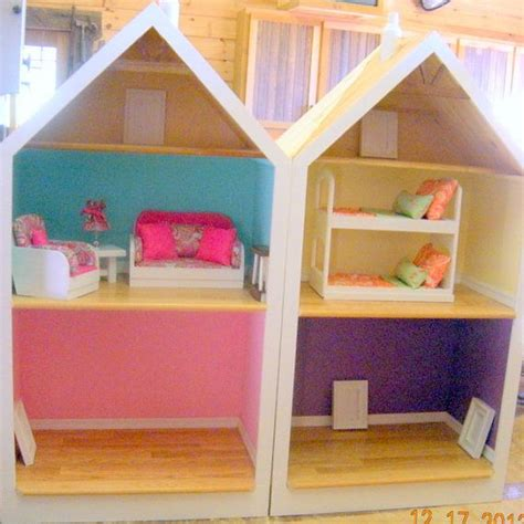 18 doll house american girl doll house fits any 18 quot doll