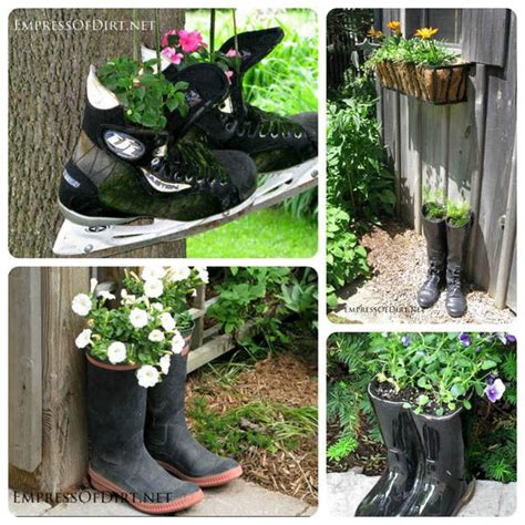 creative containers for gardening creative diy garden containers ideas 9 diy crafts
