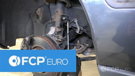volvo sway bar link replacement quick diy    xc xc youtube