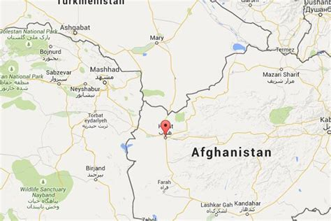 herat map taliban ambush kills 11 soldiers in afghanistan news18