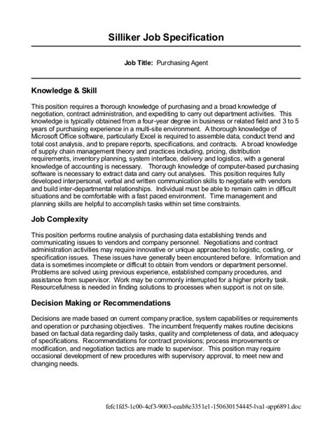 Purchasing Analyst Description by Purchasing Description Image Titled Be A Purchasing Step 3 How To Be A
