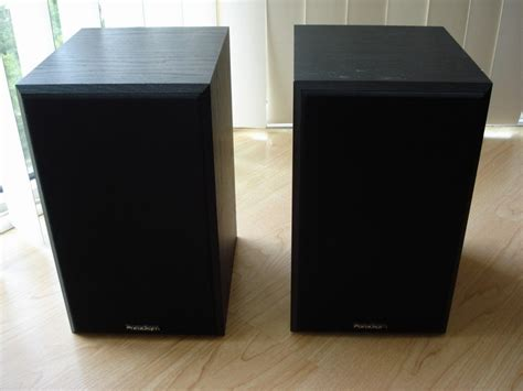 paradigm titan bookshelf speakers for sale canuck