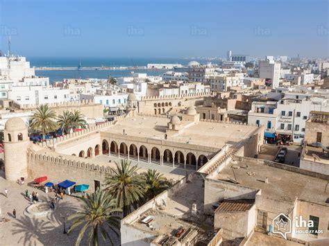 Location Sousse dans un appartement pour vos vacances avec IHA