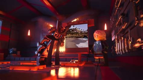 check out this radical avengers themed house geektyrant new trailer for the lego ninjago movie teases sdcc