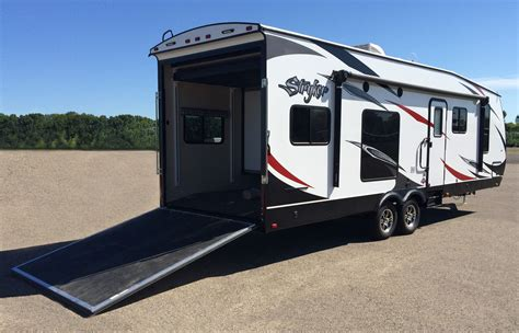 Cruiser RV Introduces New Stryker Toy Hauler   RV Business