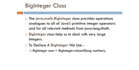 infinity factorial how to calculate large factorials using biginteger in java