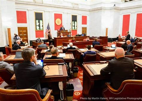 Discussion Senate Floor Today - the legislature today minority leaders talk top issues as
