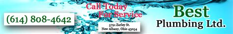 Best Plumbing Columbus Ohio by Gas Line Installation New Albany Columbus Ohio Outside