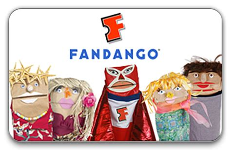 Gift Card Donations - fandango gift card donation