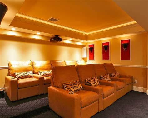home theater design nyc home theater traditional home theater new york by