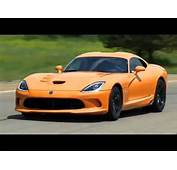 2016 Dodge Viper SRT Review Ratings Specs Prices And