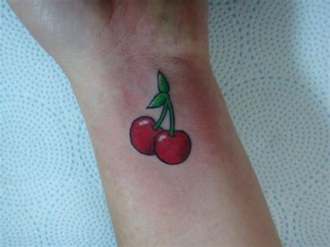 peach apple and cherry tattoos holidays and observances